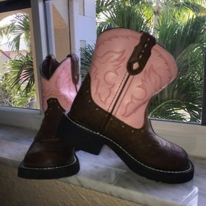 Other - Justin Gypsy Children's cowboy cowgirl boots